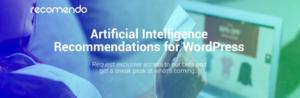 Recomendo WordPress AI plugin