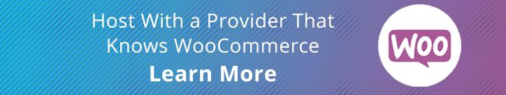 WooCommerce Optimized Hosting