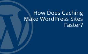 How caching makes WordPress Sites Faster