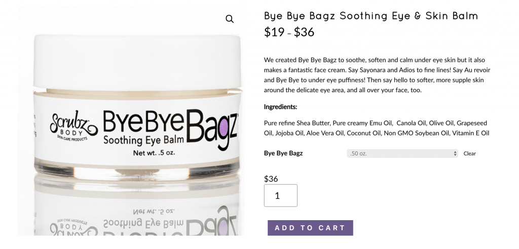 customize woocommerce product pages with most relevant info above the fold