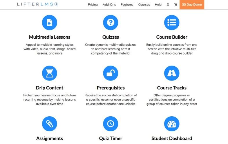 Nexcess - Product Definition Screenshot