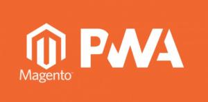 Magento PWA logo