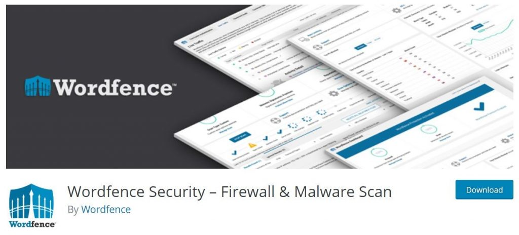 wordfence is a firewall and malware scanner and needs to be part of your wordpress maintenance checklist
