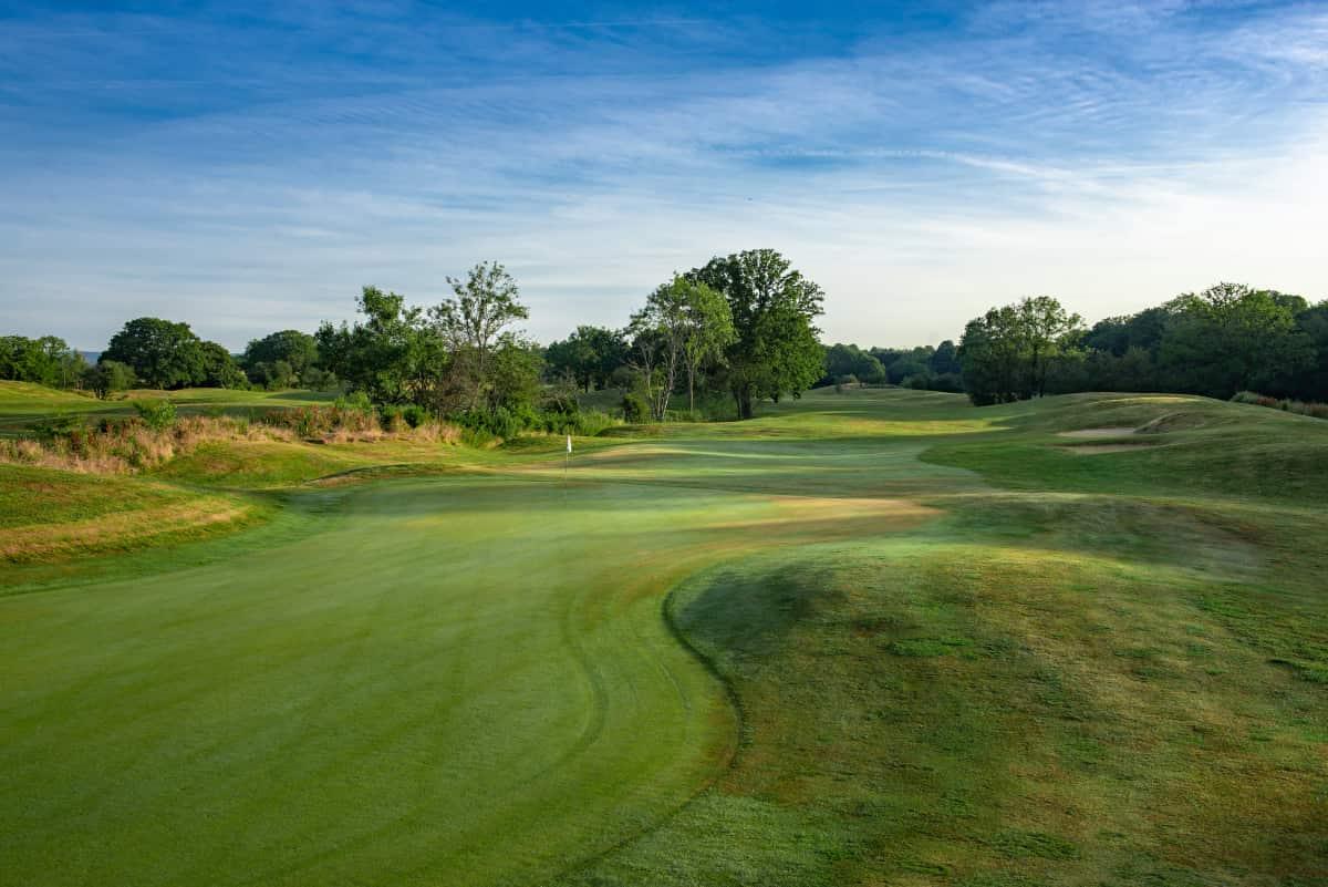 Contour Golf Horsham Golf Course 14th