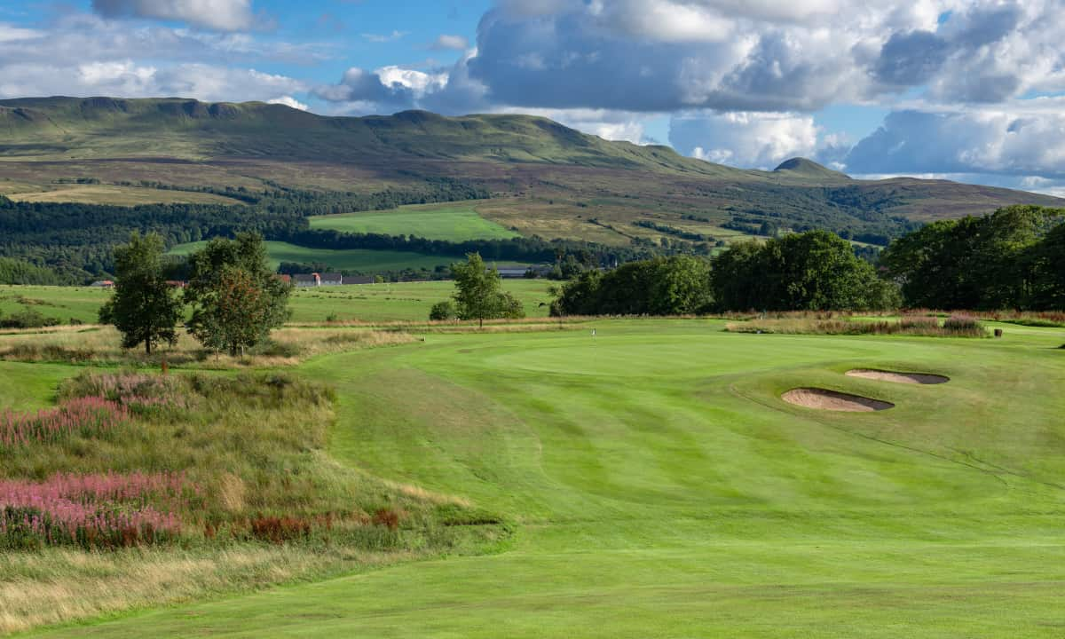 Contour Golf Balfron Golf Course