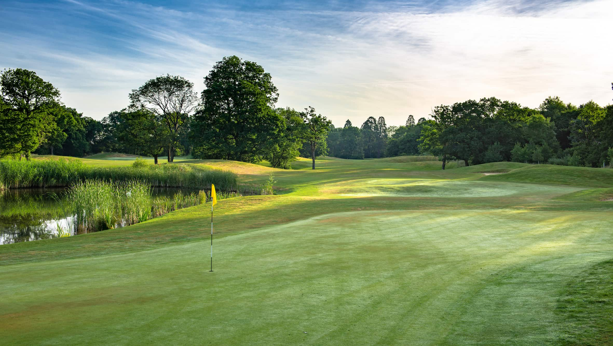 Horsham Golf Club 'The Oaks' by Contour Golf Ltd