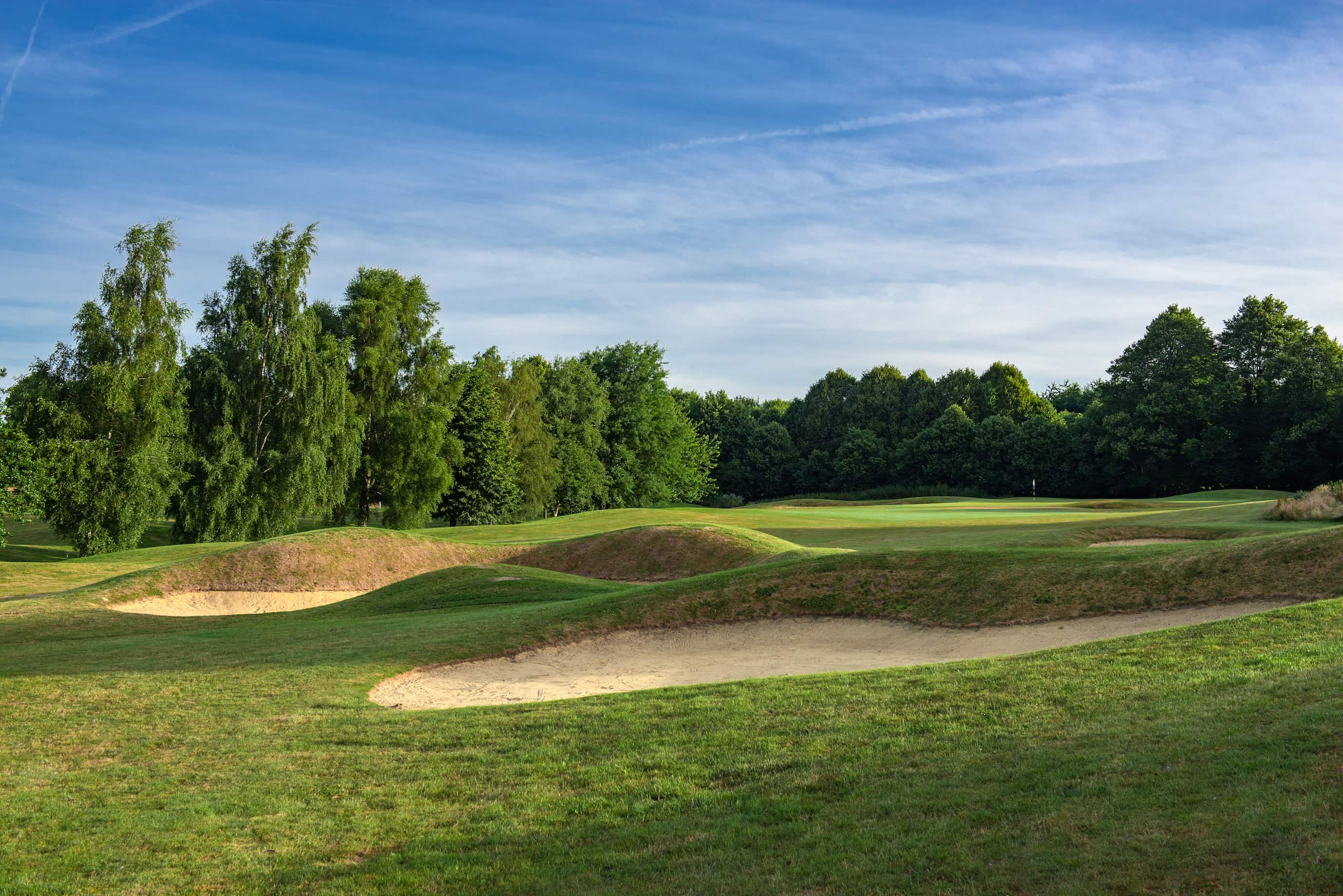 Horsham Golf Course by Contour Golf