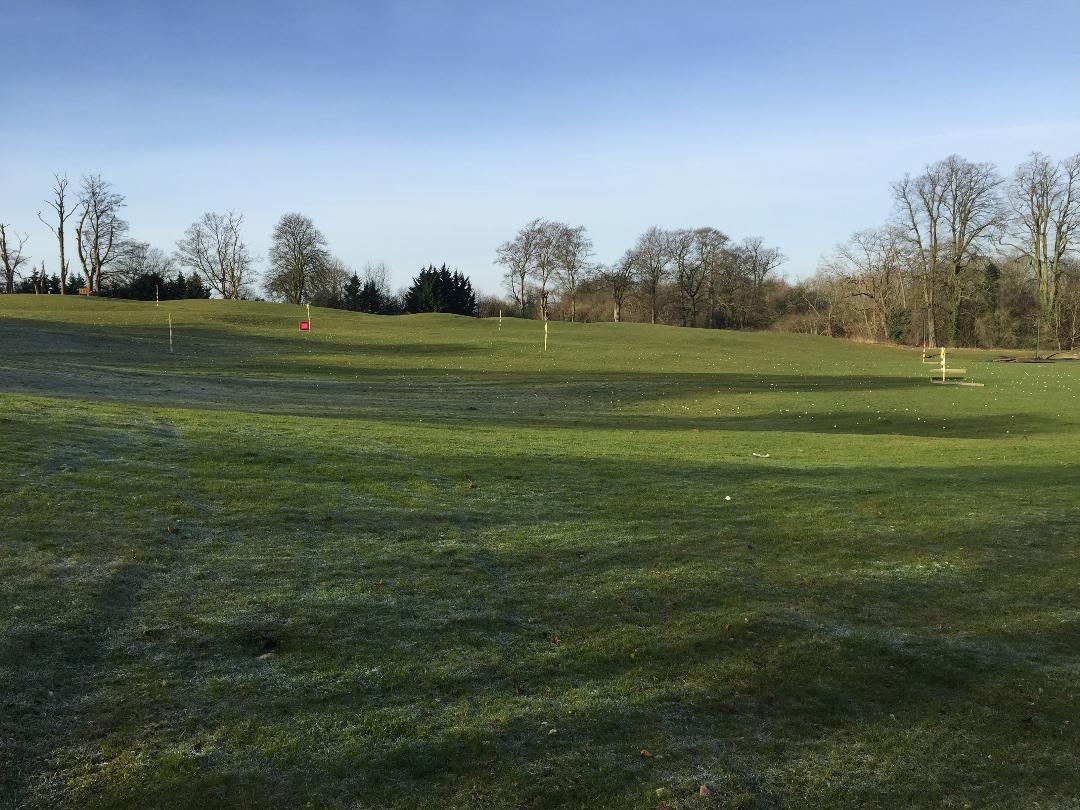 Radlett Golf Center Driving Range by Contour Golf