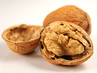 English walnuts are a high omega-3 food.