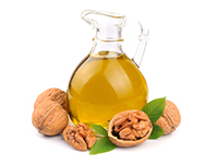 Walnut oil is a high omega-3 food.