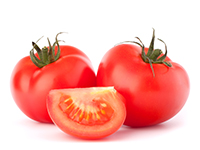 Tomatoes are a lower calorie filler food.