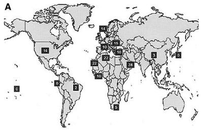 population Celiac disease asian