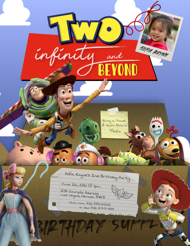 Child Invitation