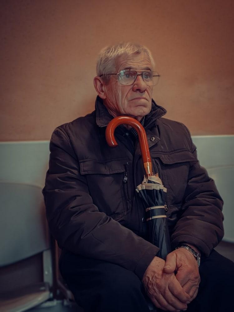 Grandpa by Alberto Barbarisi