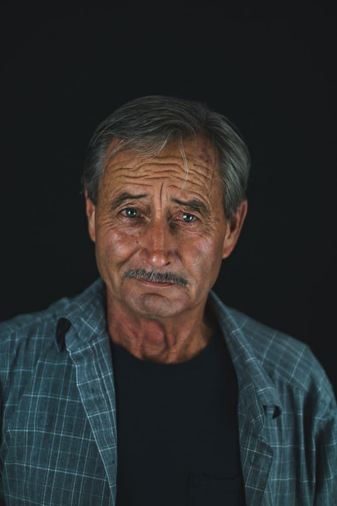Grandpa by Luke Southern