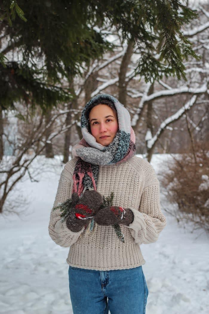 Woman by Anastasia Malai