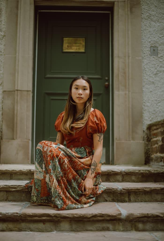 Woman by Jasmin Chew