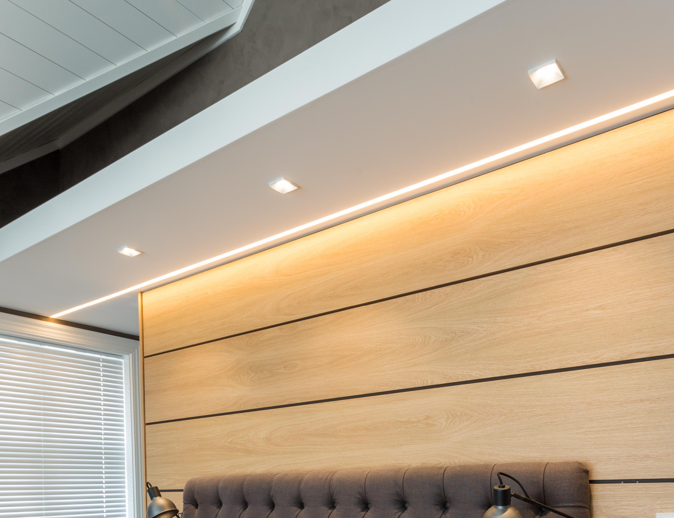 LED-striper - løsningsforslag