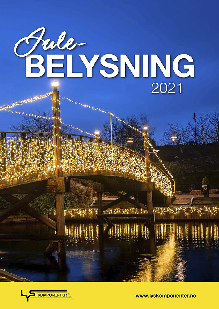 Katalogen Julebelysning