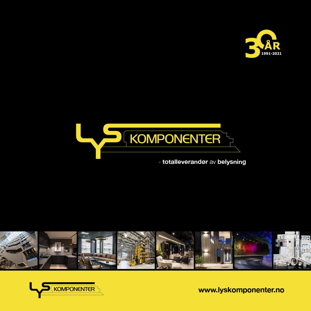 Firmapresentasjon - Om Lyskomponenter