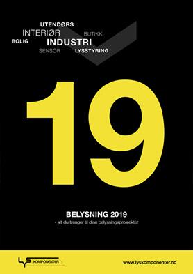 Katalogen Belysning 2019