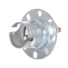 LKA 398 Metalholder B15d u/jord