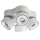 EASY SPOT S QUATRO LED WH 4x640TED 927 32°