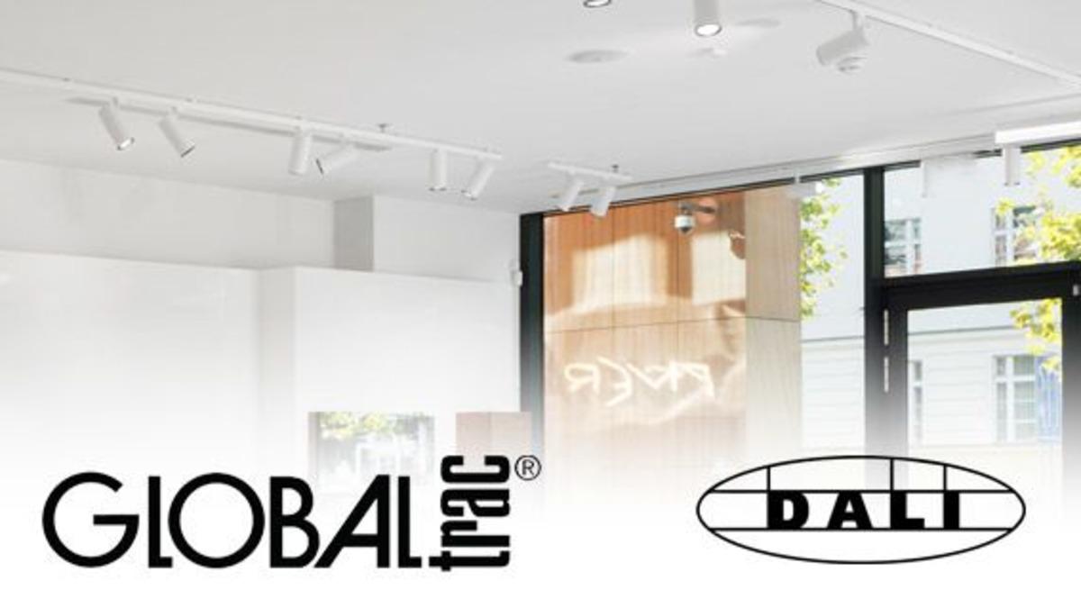 Global 3T skinnesystem DALI