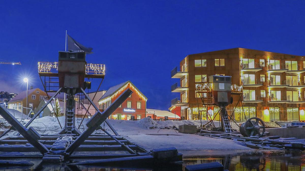 Vervet - Tromsø