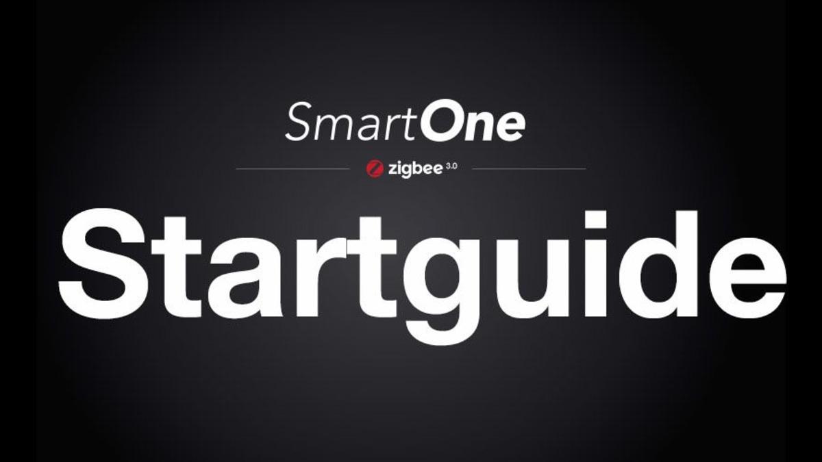 SmartOne Startguider
