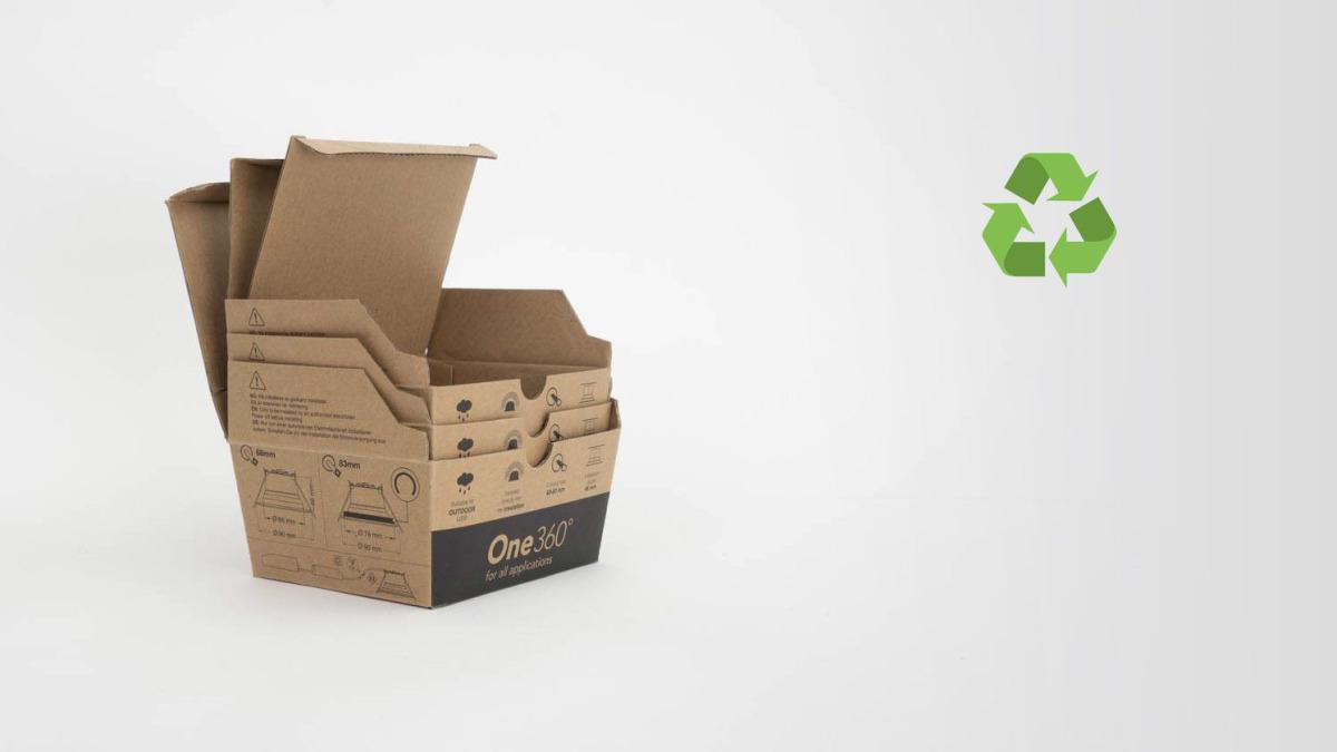 Bærekraftig emballasje