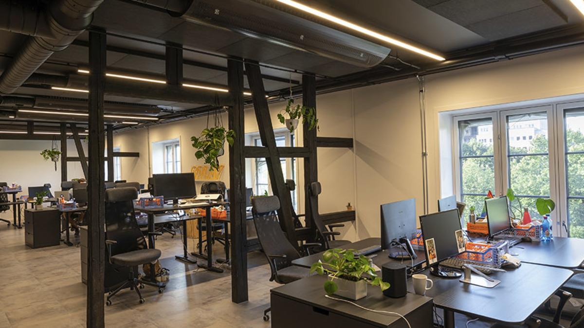 Kontor / arbeidsplass