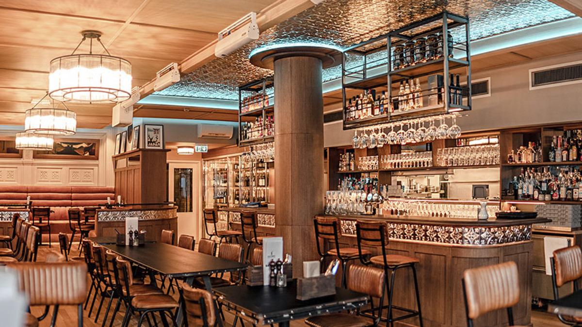 Restaurant / bar / kafé