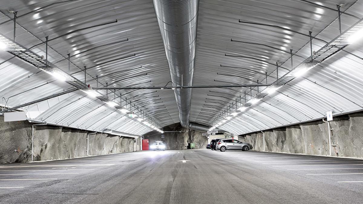 Parkering / garasje