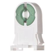 LKA711 Lysrørholder H:42 mm enkel