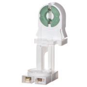 LKA712 Lysrørholder H:35 mm kombi