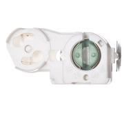 LKA718 Lysrørholder 10,5mm kombi m/ fjær