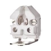 LKA800 Lysrørholder med skruefeste