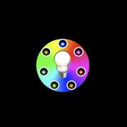B22 LED-pære RGB 1W