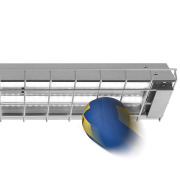 Industry beskyttelsesgitter L1490