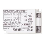 Osram QTP-M 2x26-32, 1x57/220-240 103/64/28mm