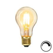Filamentpære Soft Glow LED A60 SOFT E27 400LM 821 4W DIM