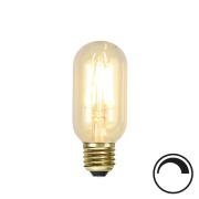 Filamentpære Soft Glow LED T45 SOFT E27 140LM 821 1,3W DIM