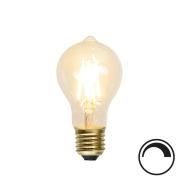 Filamentpære Soft Glow LED TA60 SOFT E27 140LM 821 1,3W DIM