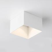 One Soft dekor firkantet hvit