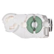 LKA716 Lysrørholder 13 mm komb m/fj. i rygg