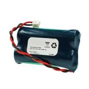 Batteri 2,4V 1,7Ah Rekke