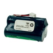 Batteri 3,6V 1,7Ah Trekant