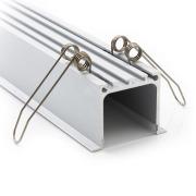 Fjærer for innfelte B-profiler (B2/B4/B6) 4 stk.