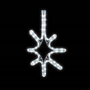 Stjerne Sparkle Ø:49 cm Kaldhvit IP44